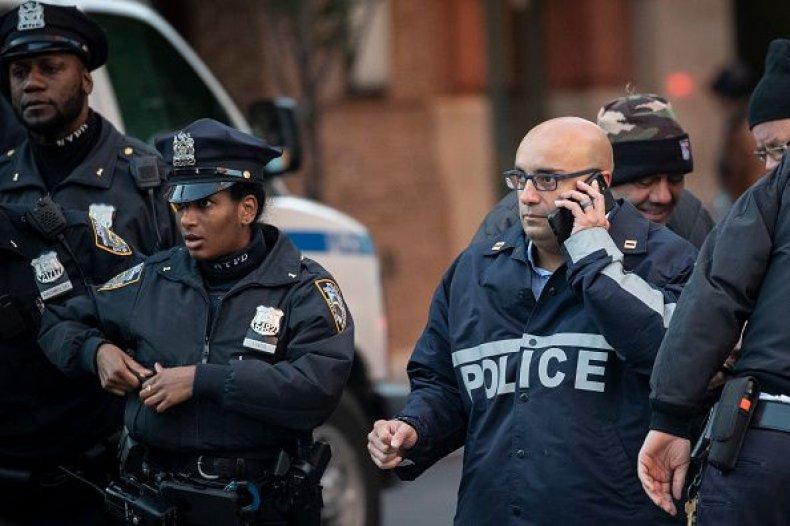 pipe bomb law enforcement officials