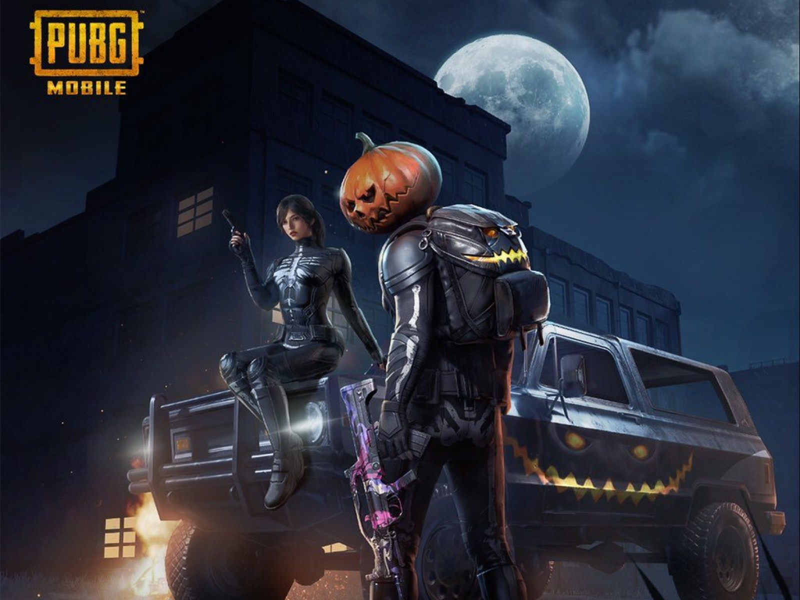 Pubg Mobile Update 0 9 0 Adds Halloween Skins Night Mode Patch - pubg mobile update 0 9 0 adds halloween skins night mode patch notes