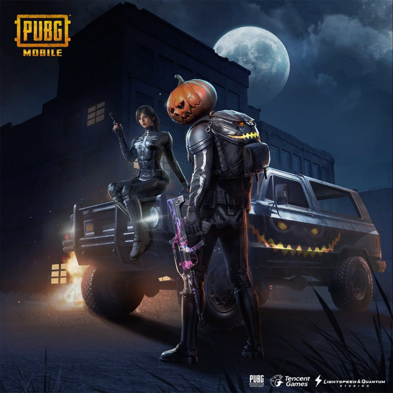 PUBG Mobile' Update 0 9 0 Adds Halloween Skins & Night Mode - Patch