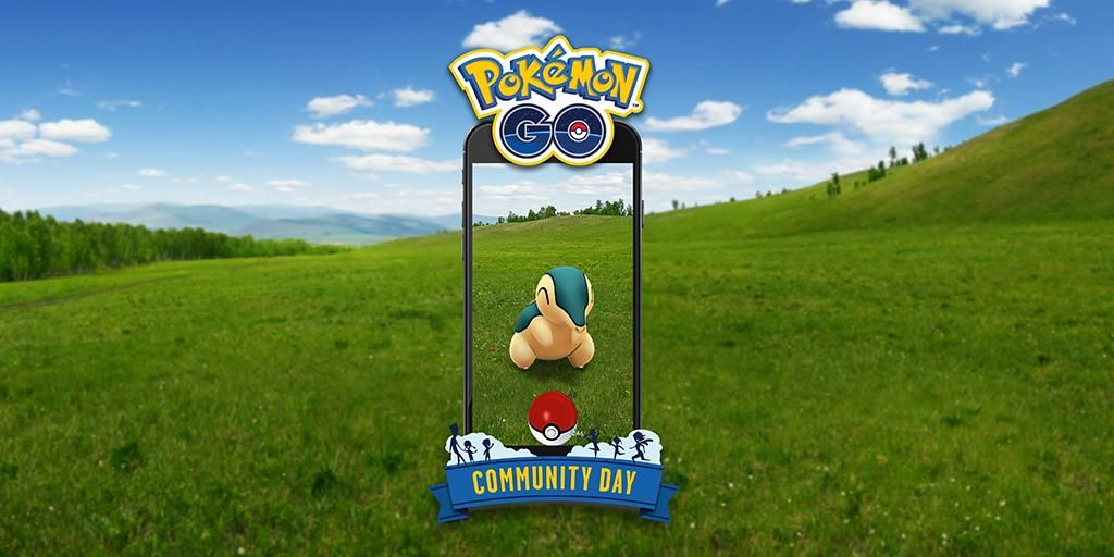 pokemon go cyndaquil community day