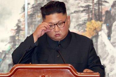 north korea cryptocurrency scam, kim jong un