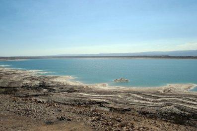 Dead Sea Flooding