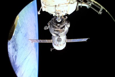 soyuz at iss
