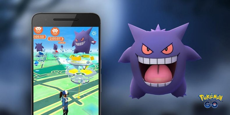 pokemon go gengar day