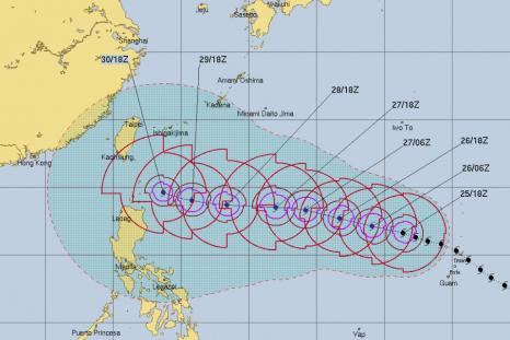 Super Typhoon Yutu