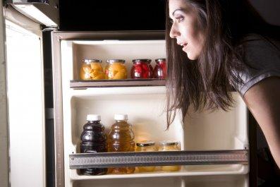 snack-food-fridge-midnight-snack-stock