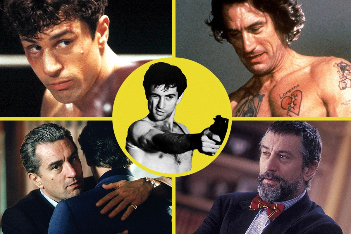 Robert De Niro Movies ...
