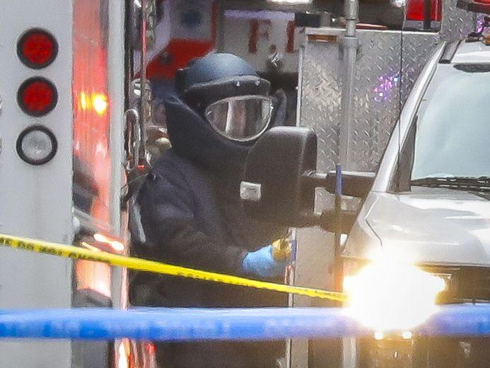 Bomb Threat NYC