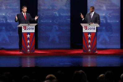 Florida Governor Race: Andrew Gillum Tells Ron DeSantis to Show Him 'Respect,' Stop Calling Him 'Andrew'
