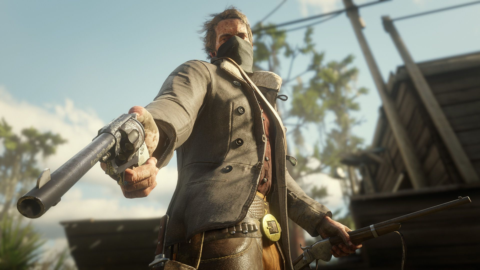 Red Dead Redemption 2' Best Weapons: What's the Best 'Bang' for Your