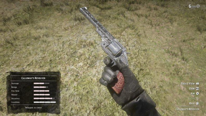 red-dead-2-calloways-revolver