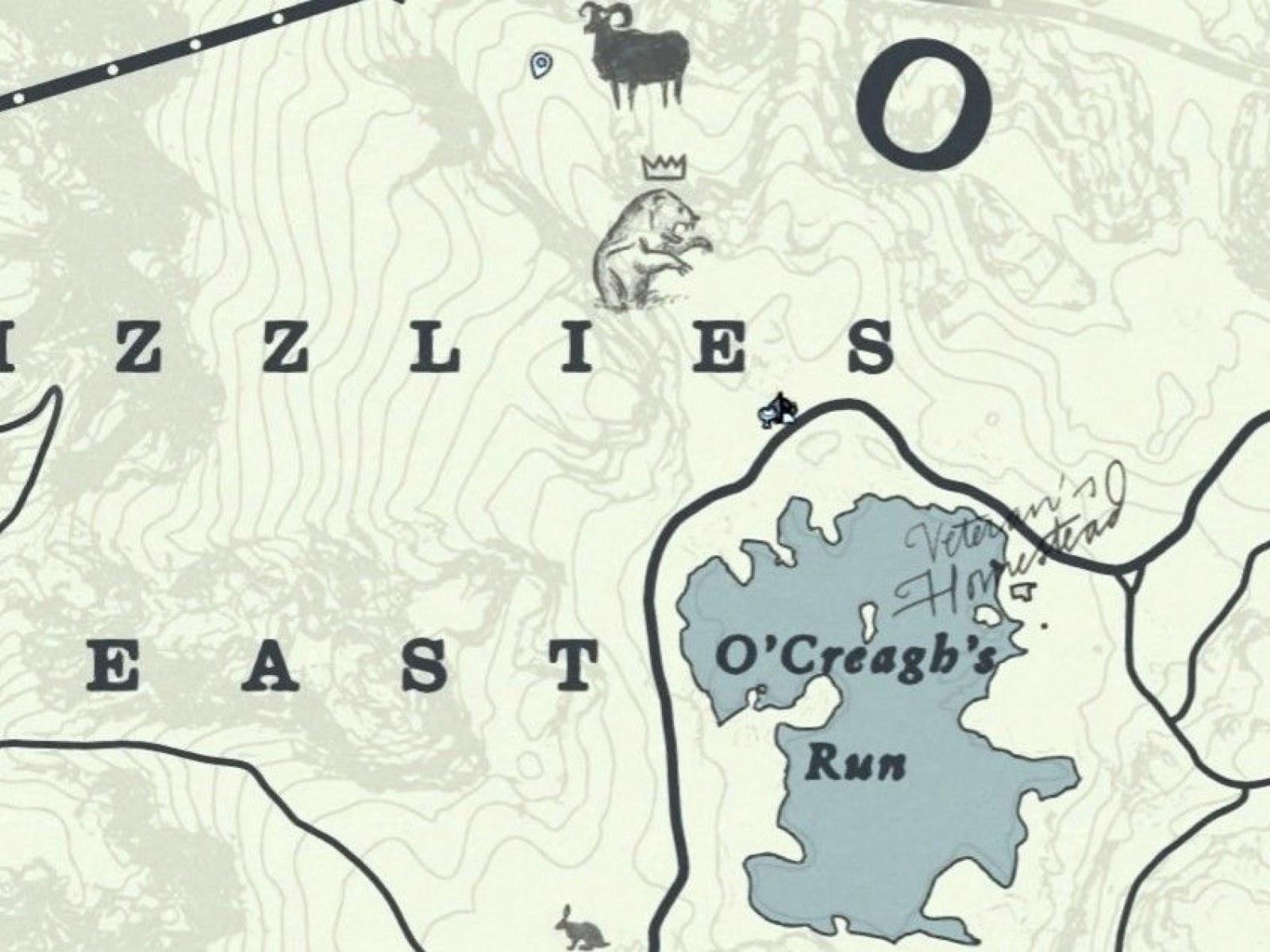 legendary bison location