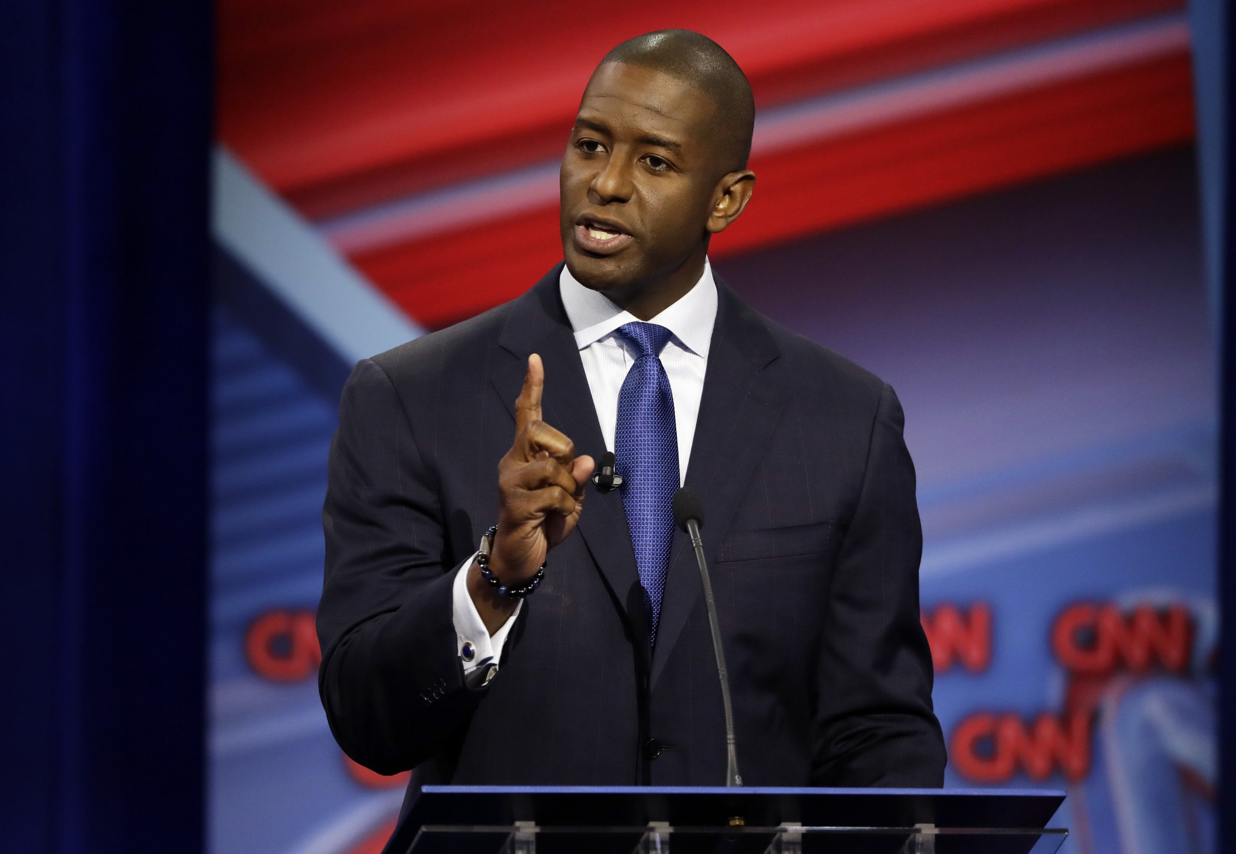 Andrew Gillum Responds to Cesar Sayoc Targeting Him in Twitter Posts: 'Dangerous Rhetoric' Is 'Poisoning Our Society'