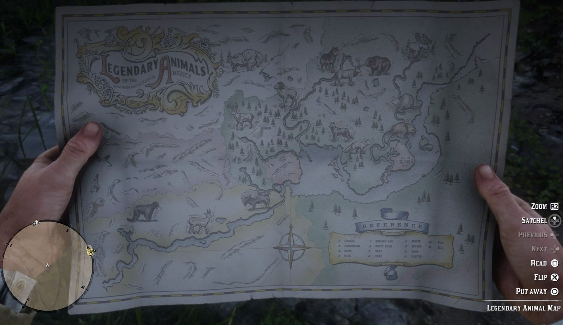 Red Dead Redemption 2 World Map.Red Dead 2 Map Size Vs Gta 5 Comparison Reveals Sheer Scale Of