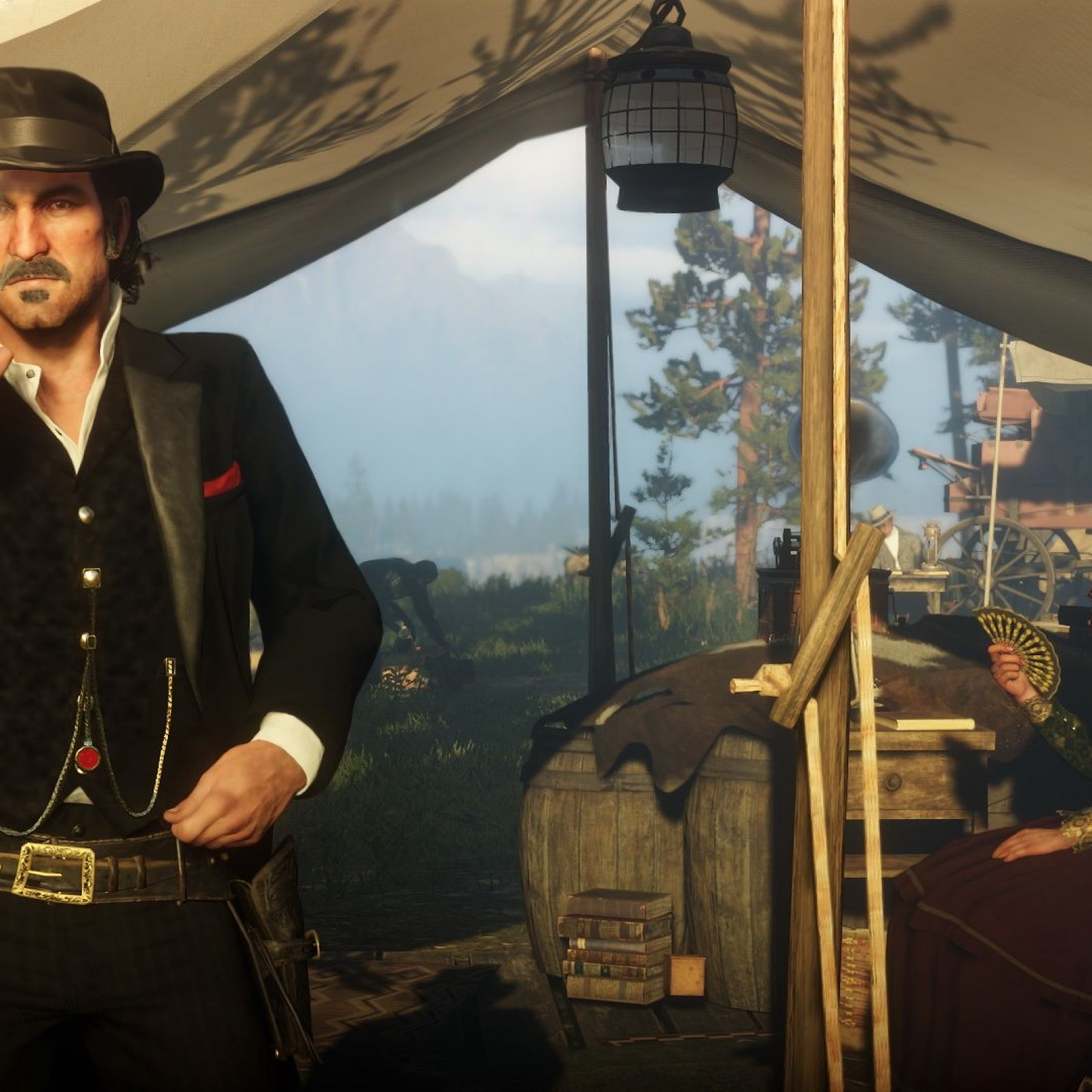 Red Dead 2' Trapper Location Guide - Perfect Pelts & Where to Use Them