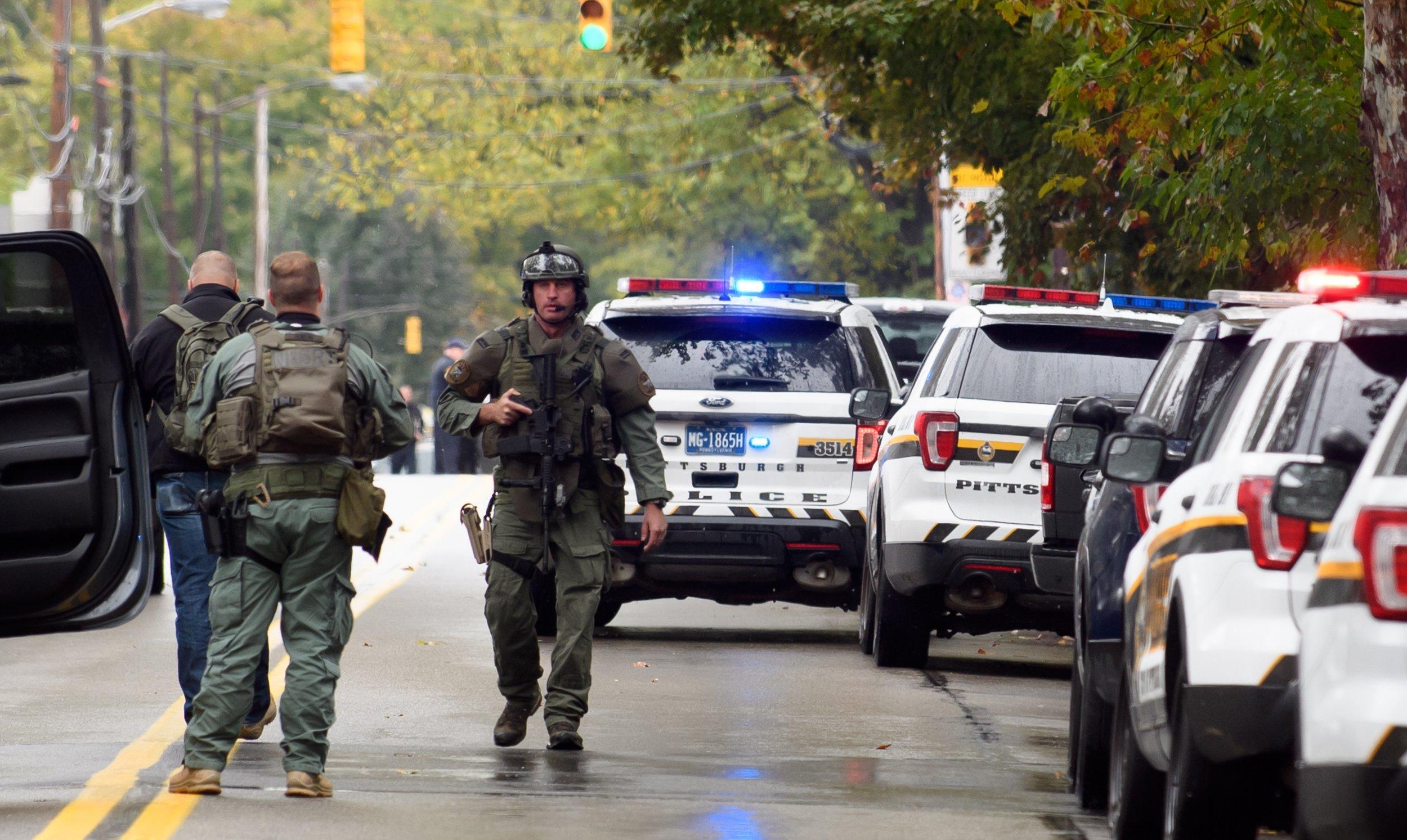 pittsburgh shooting, Robert Bowers Gab, anti-semitic