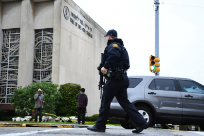 Synagogues Considering Security Increase After Pittsburgh Shooting