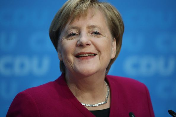Who Will Replace Angela Merkel? German Chancellor to Step ...