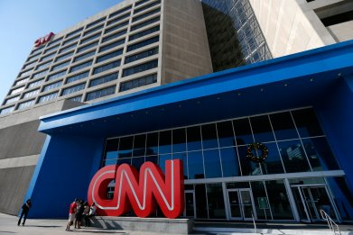 CNN package, donald trump enemy of the people