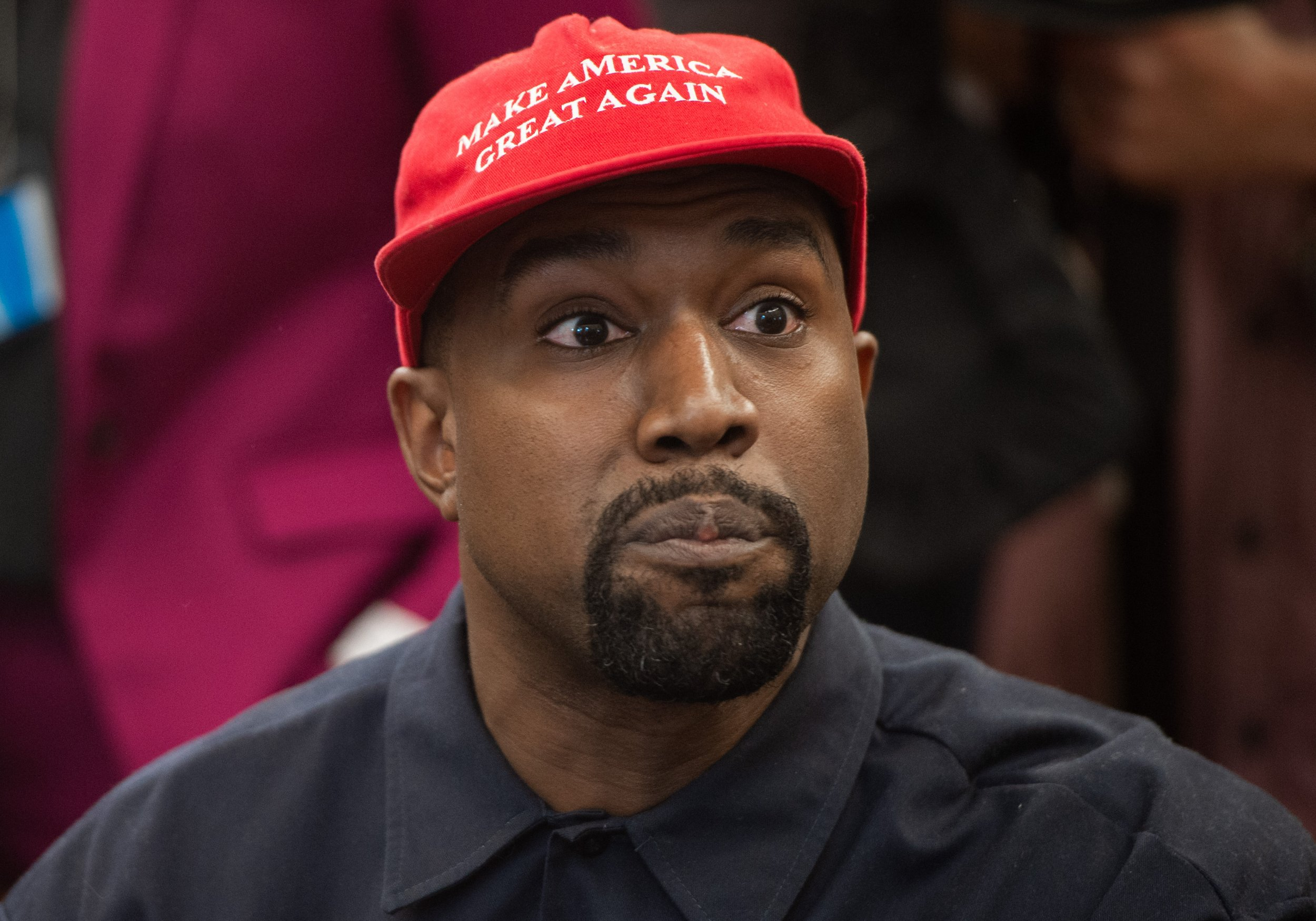 Candace Owens Says Kanye West Isn't Involved With Brexit