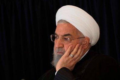 Iran president Rouhani phone tapped, donald trump