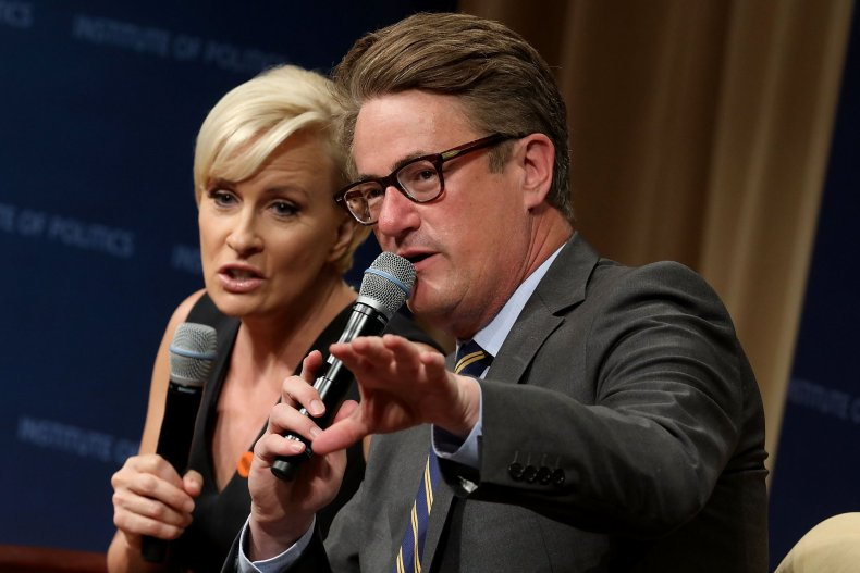 morning joe trump racism midterm strategy