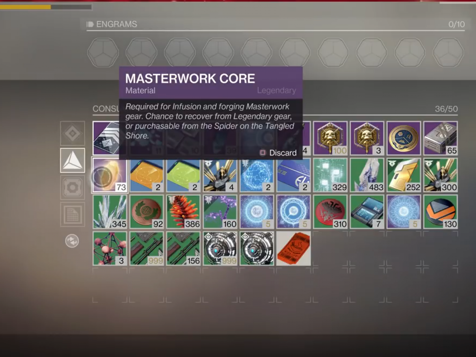 Destiny 2' Update 2 0 5 (1 28) Fixes Exotic & Masterwork