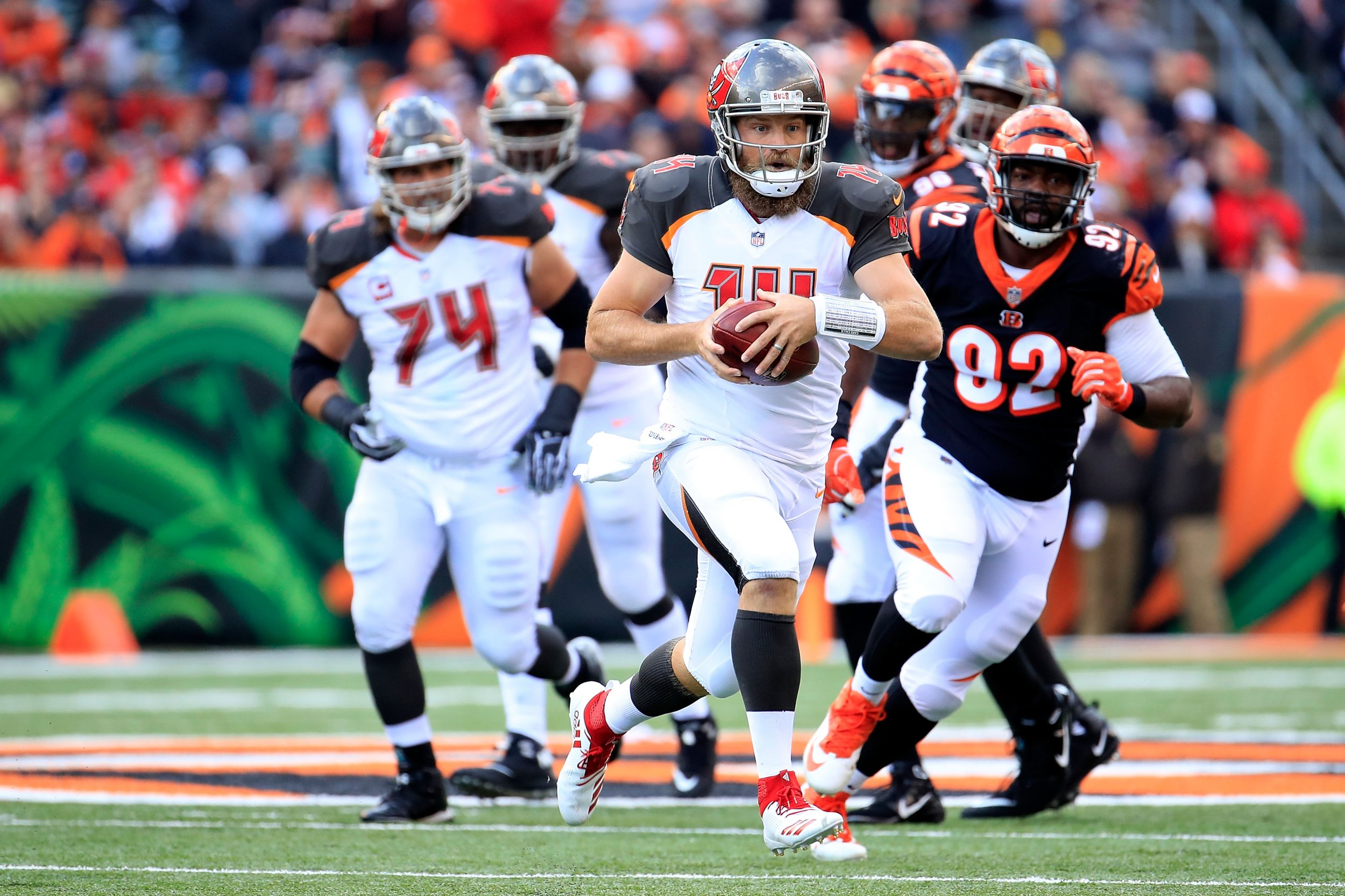 Fantasy Football: Week 9 Best Waiver-wire Targets to Add as Ryan Fitzpatrick returns