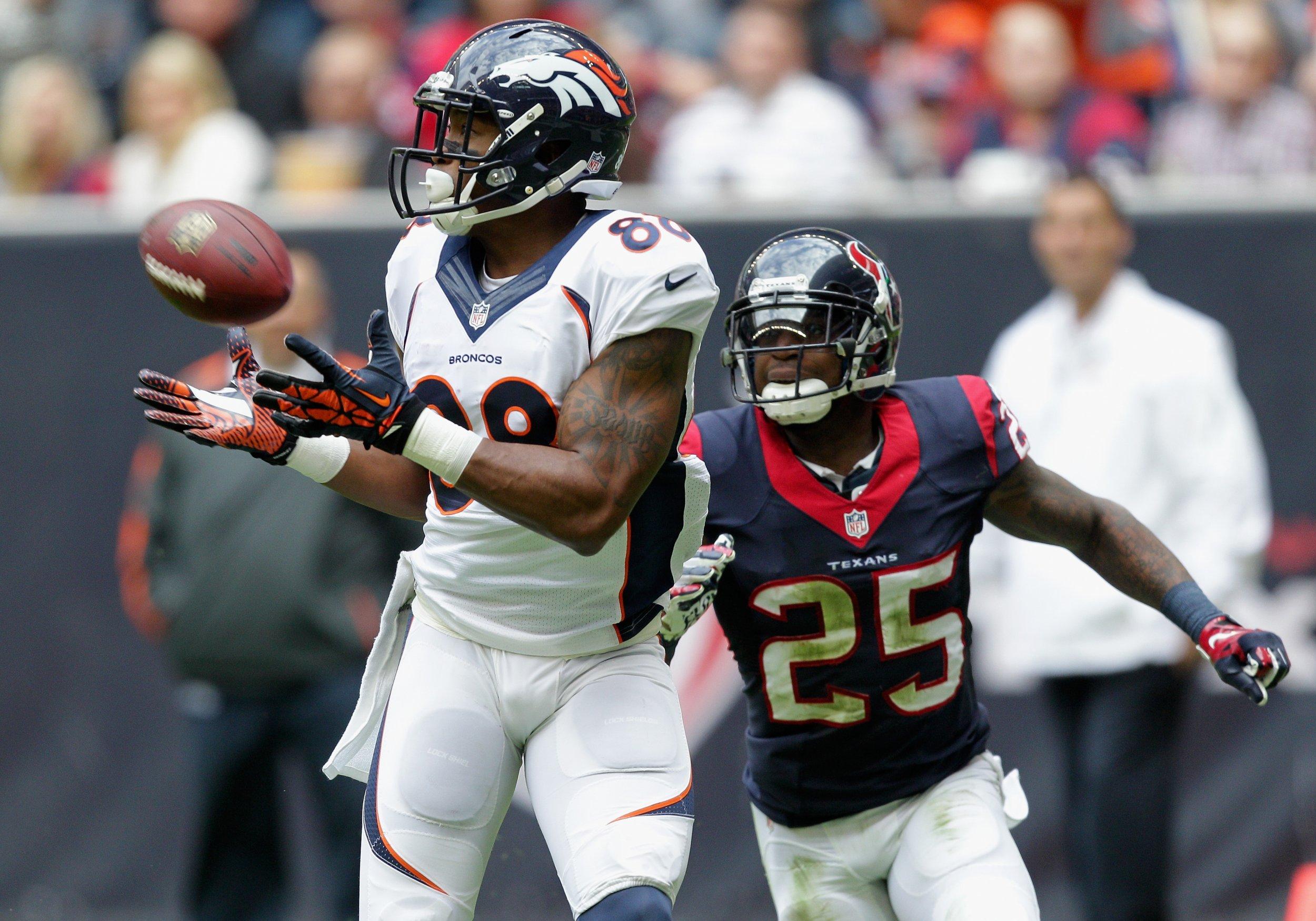 Google News - Denver Broncos receiver Demaryius Thomas traded - Overview d33393866
