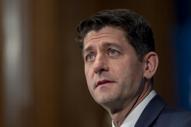 Paul Ryan Slams Trumps Citizenship Plan