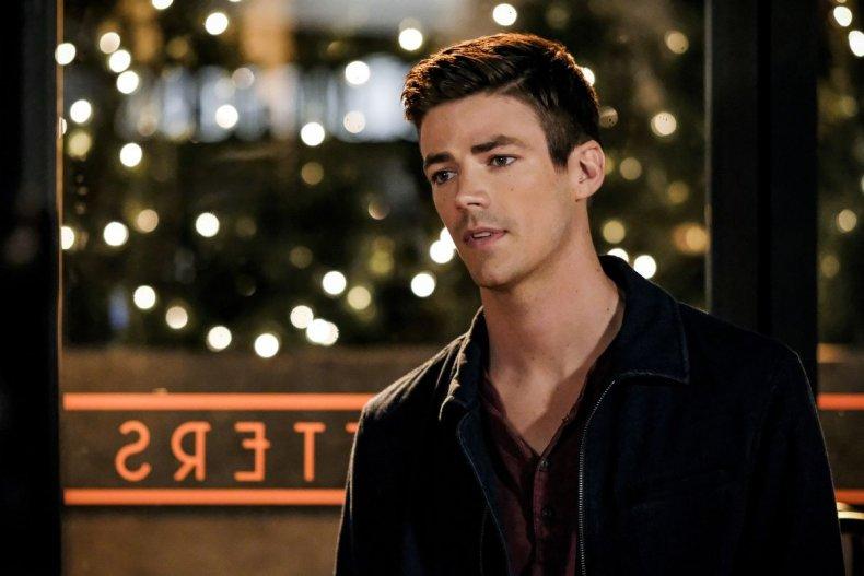 the flash season 5 barry allen grant gustin