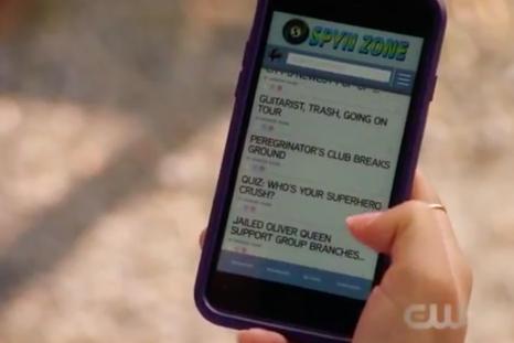 spyn zone spencer young the flash season 5 blog app