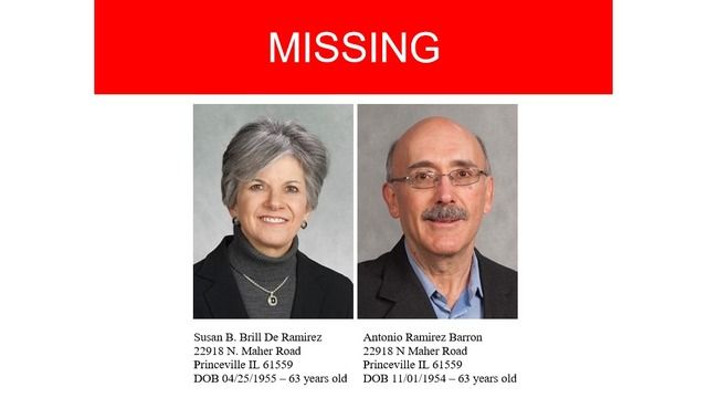 Missing Princeville Couple