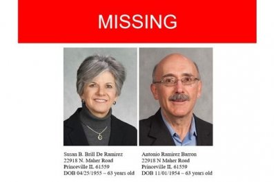 Missing Princeville Couple
