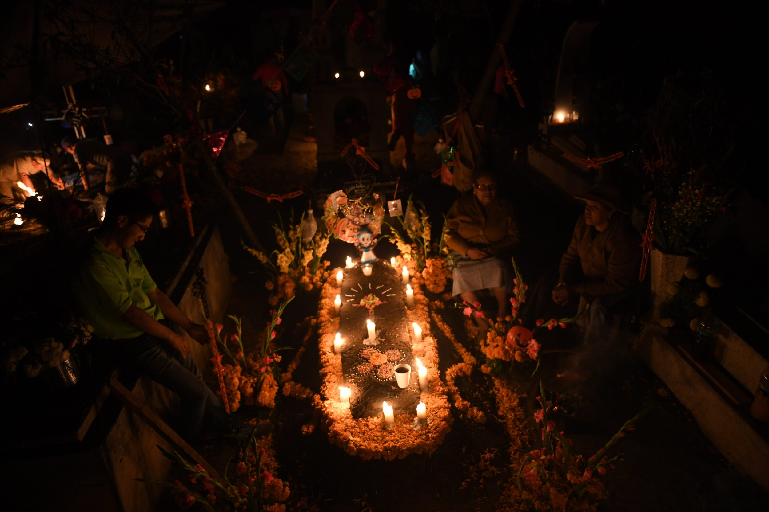 all saints day mexico