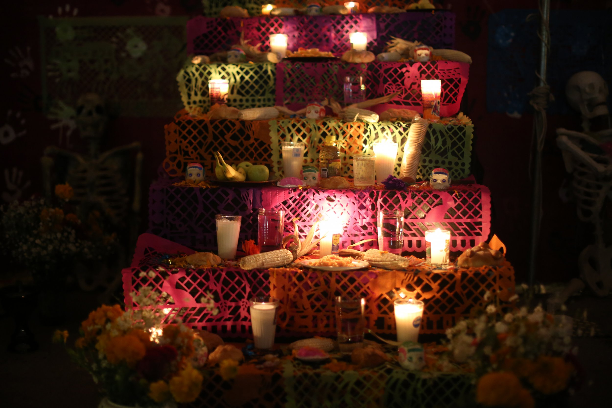 altar day of the dead 2018