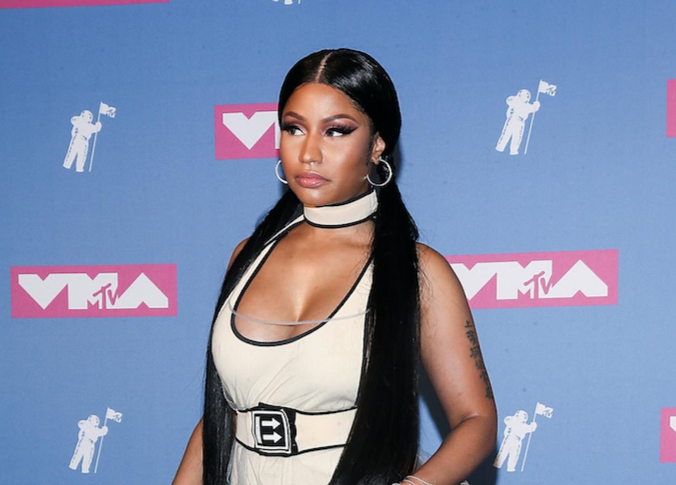 Nicki Minaj Slams Steve Madden For Calling Her a Liar