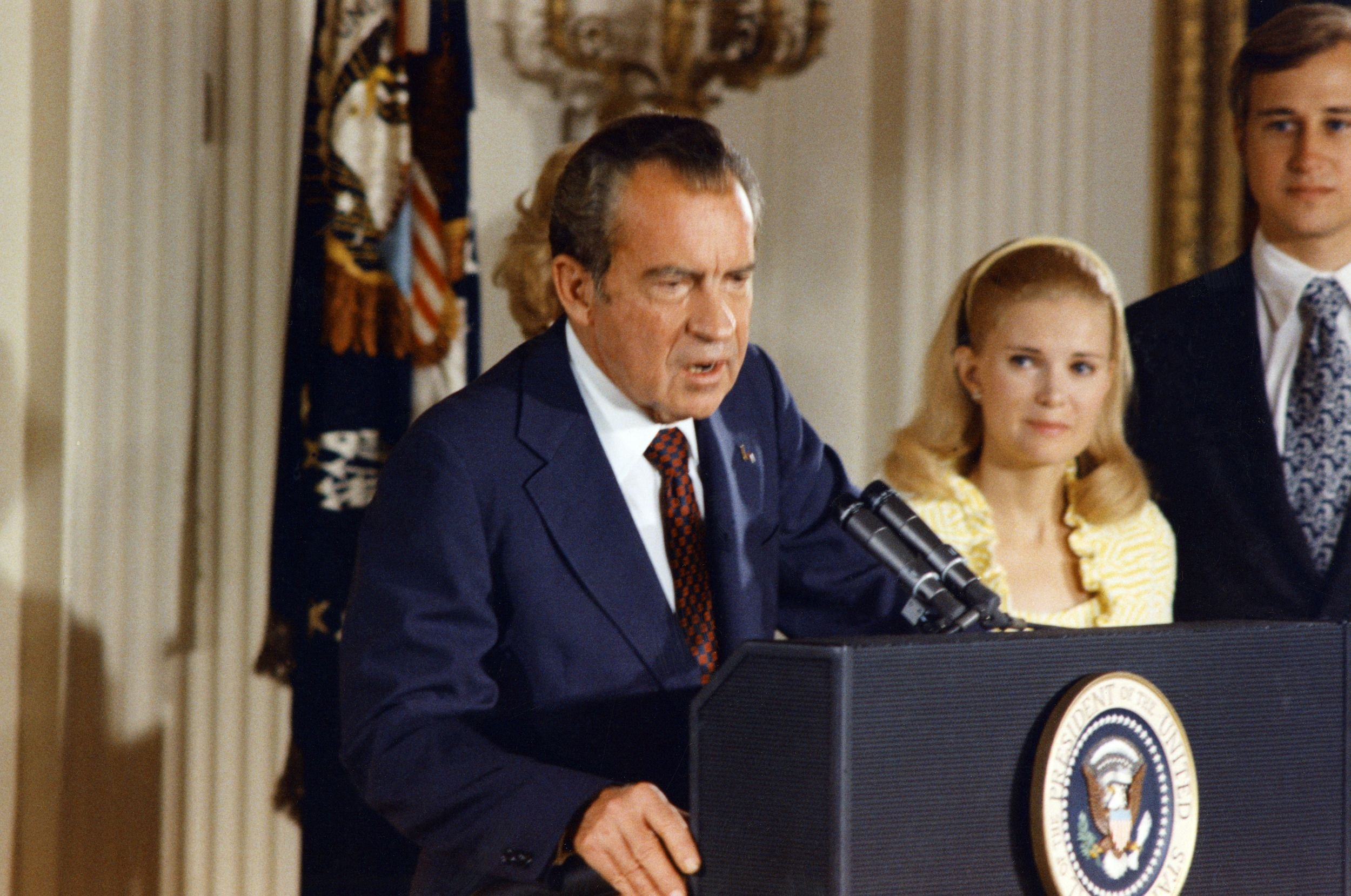 Grand Jury Was Prepared to Indict Richard Nixon for Watergate, New Documents Show