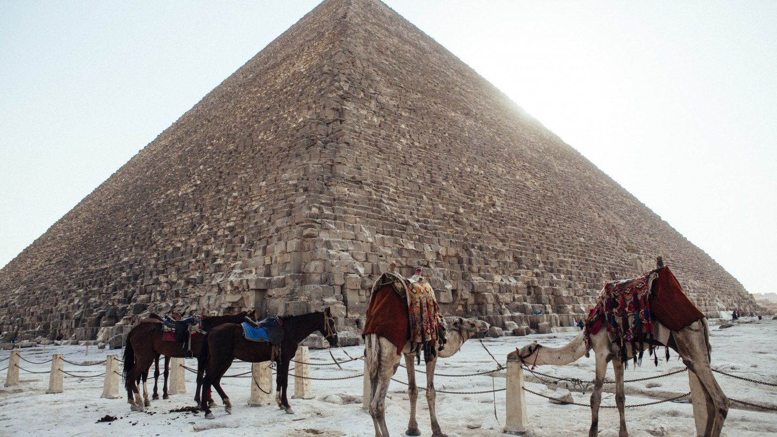How Were The Pyramids Built? Scientists Discover How Ancient