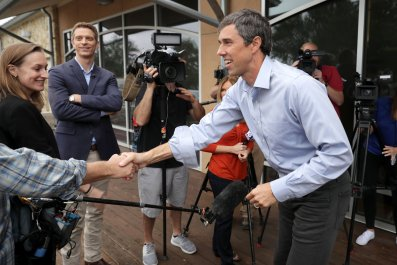 beto o'rourke, ted cruz, midterm elections