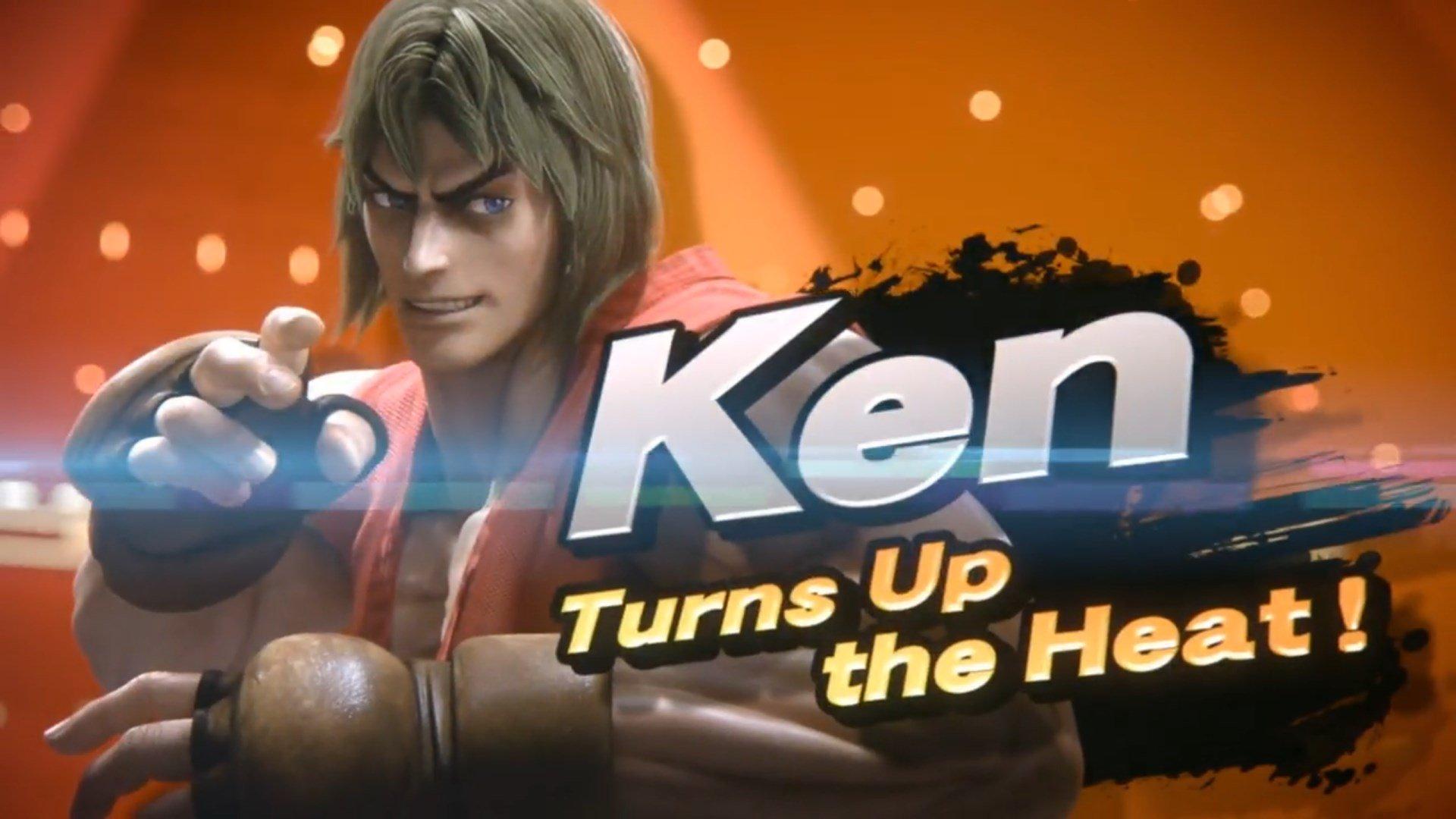 ken street fighter smash