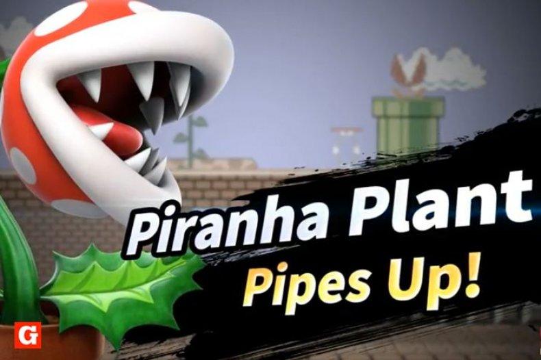 smash ultimate piranha plant