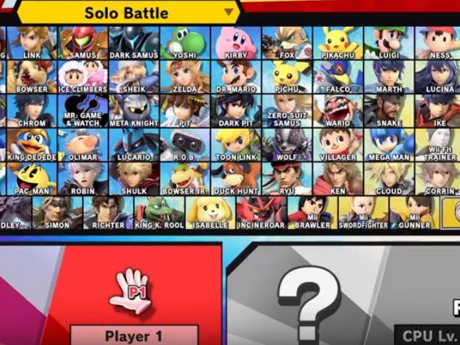 Smash Ultimate Tier Lists Top Players Reveal Day One Rankings