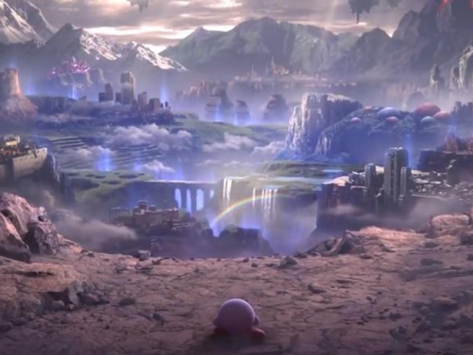 Super Smash Bros Ultimate Sakurai Explains Why Kirby Survives