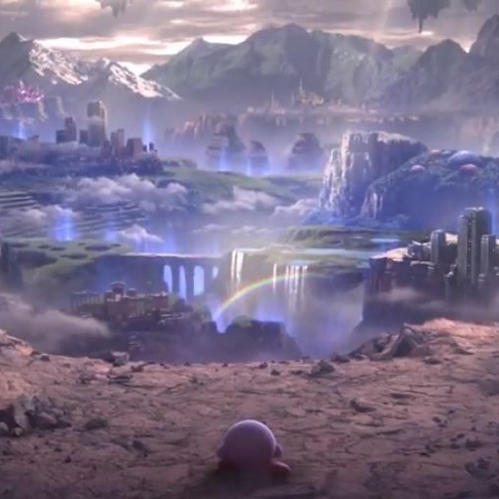 Super Smash Bros Ultimate World Of Light Story Mode Everything