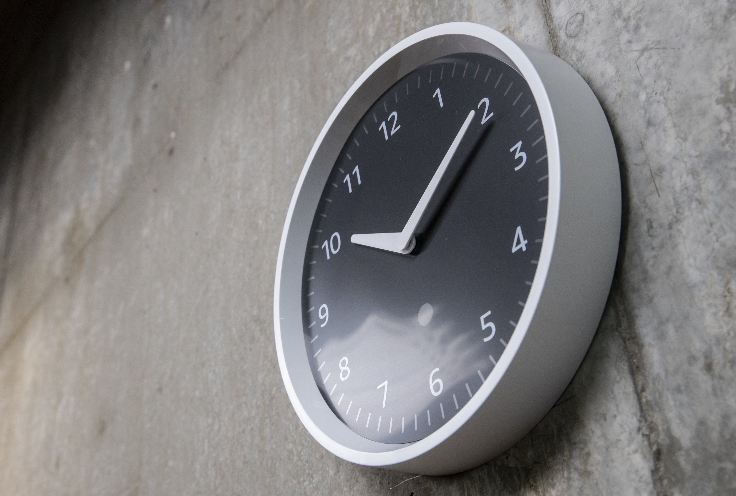 clock for DST 1