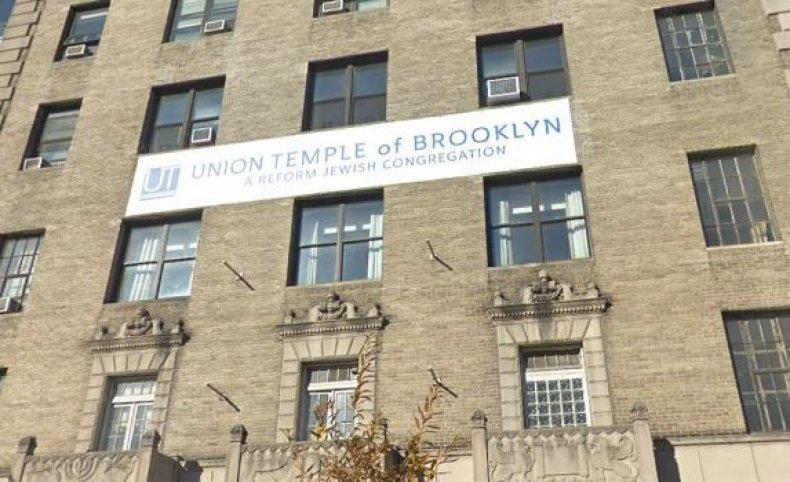 union temple graffiti