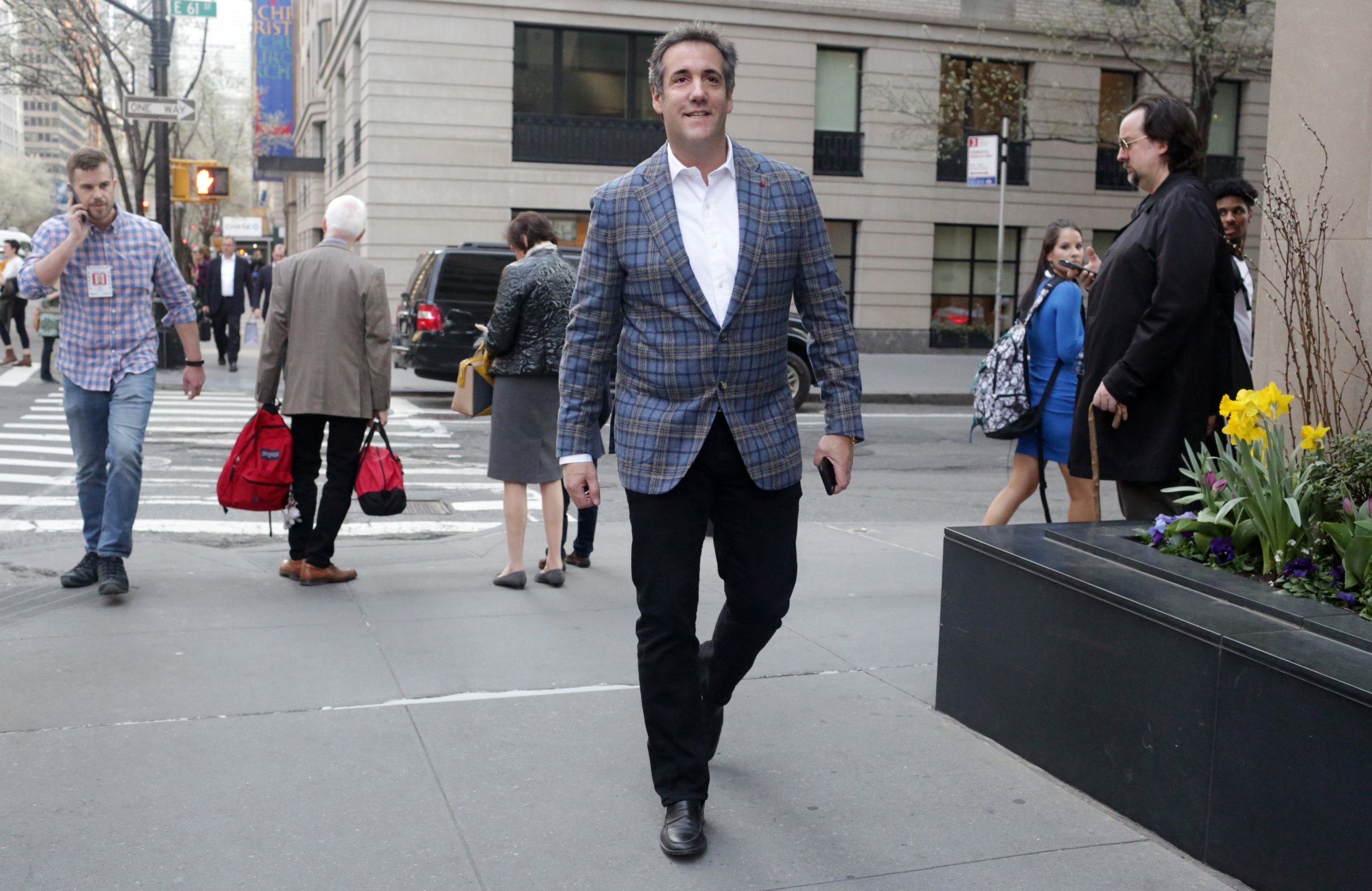 Ex-Trump Lawyer Michael Cohen Appears to Endorse Andrew Gillum, Who the President Labeled a 'Thief'
