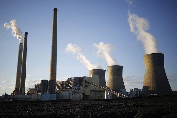 trump's epa climate change website