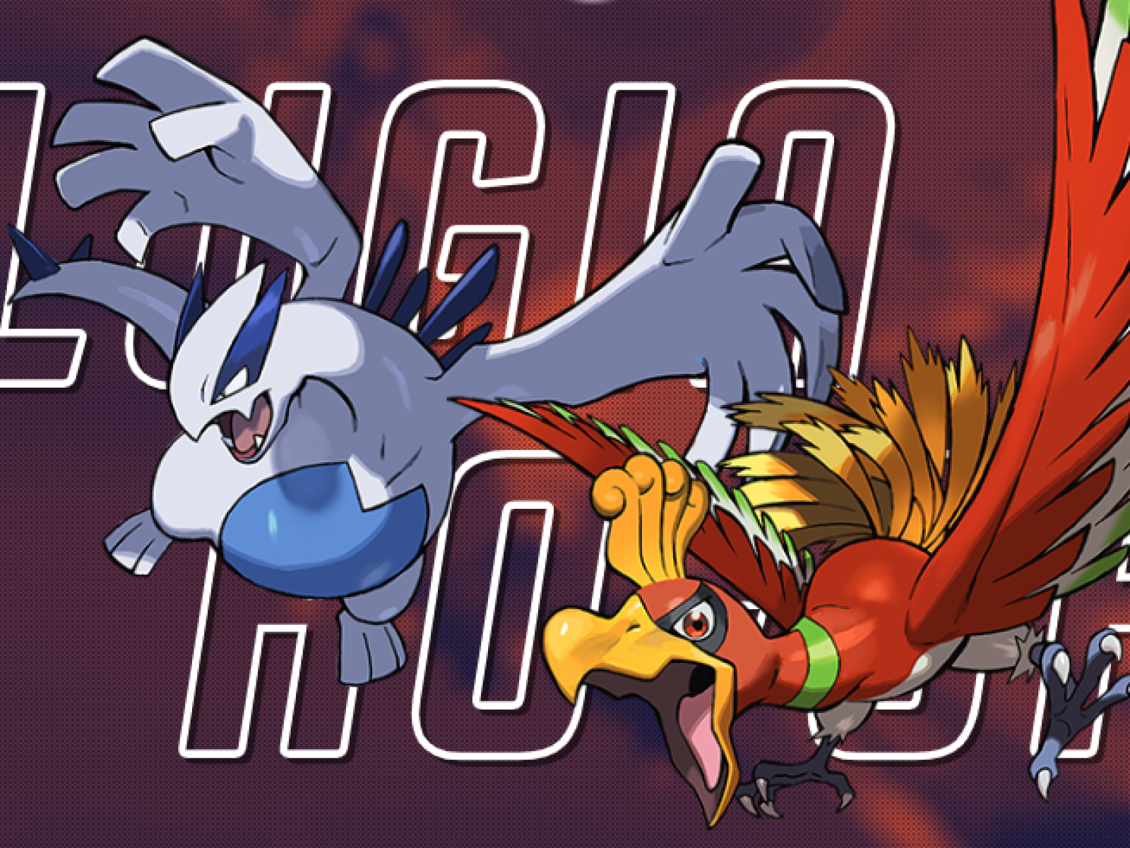 Pokémon Ultra Sun and Moon' Lugia and Ho-Oh Distribution